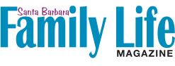 Santa Barbara Family Life Mag logo